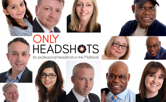 headshot photography worcestershire